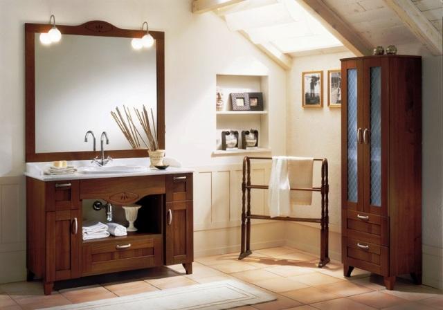Arredo bagno classico fiordaliso bagni bottaro alessandro - Mobile da bagno classico ...