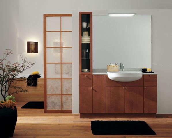 Arredo bagno classico giglio bagni bottaro alessandro - Mobile bagno contemporaneo ...