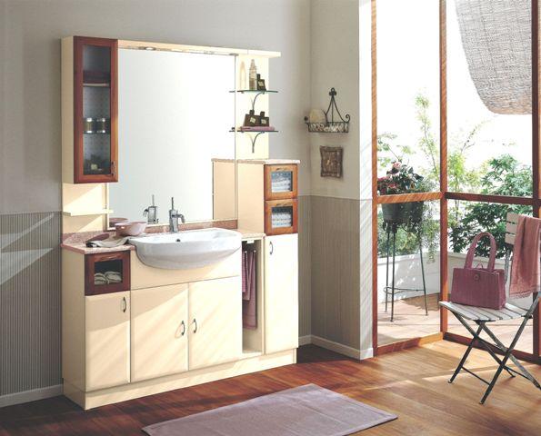Arredo bagno classico margherita bagni bottaro alessandro - Mobile bagno contemporaneo ...